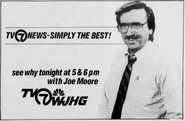 WJHG - Joe Moore -September 7, 1989-