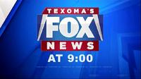 KJTL Texoma's Fox News 9 p.m. open 2018