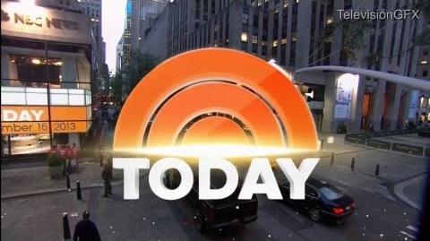 NBC Today Show Open Fall 2013
