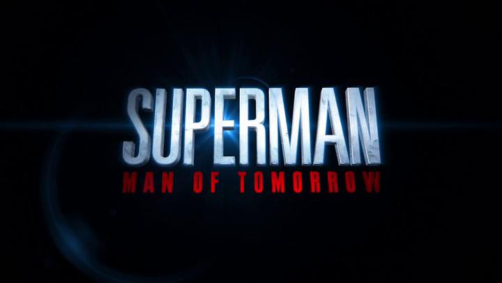 Superman: Man of Tomorrow (film)