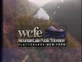 WCFE logo 1993