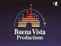 Buena Vista Productions (1998, Disney Club Russia)