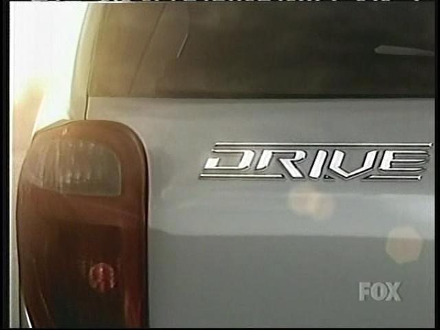 Drive (2007 TV Show)