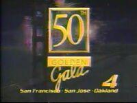 KRON Golden Gate Anniversary 1987 ID