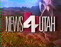 KTVX News 4 Utah 1997