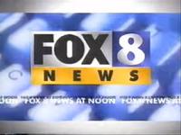 WJW FOX 8 News At Noon 1997
