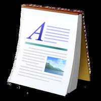 WordPad Windows Vista.png