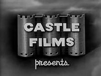 Castle Films Logo Onscreen
