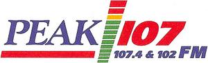 Peak 107 FM logo.png