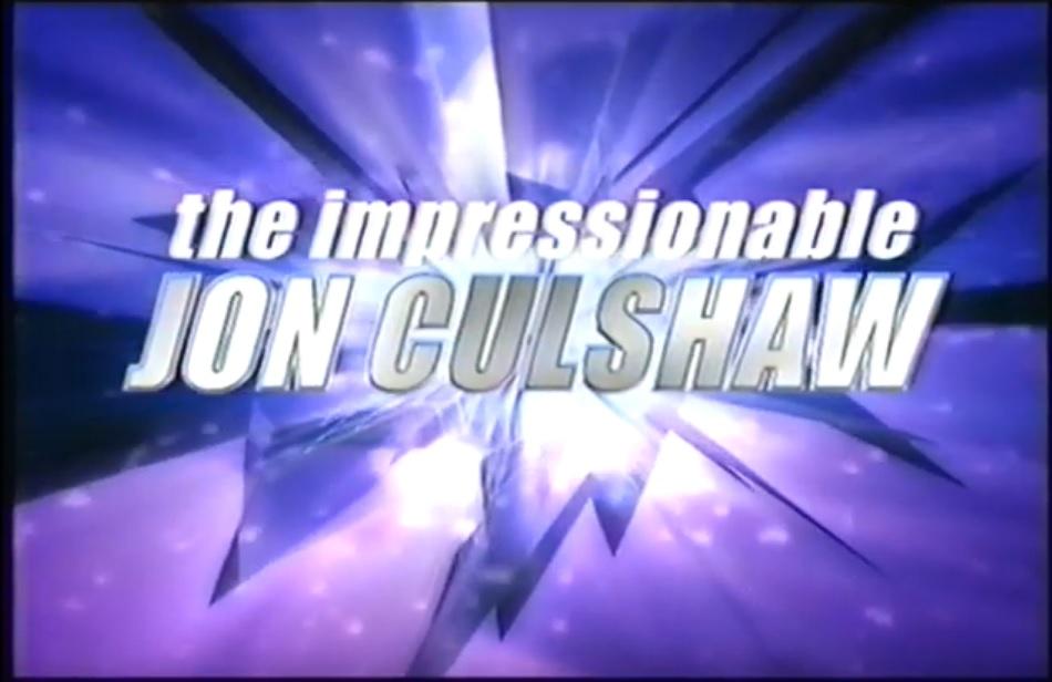 The Impressionable Jon Culshaw