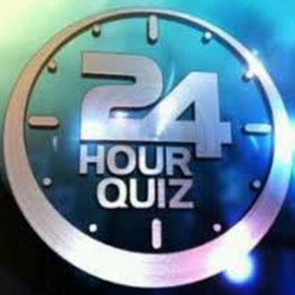 24 Hour Quiz