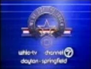 CBS-TV's We've Got The Touch Video ID With WHIO-TV Dayton-Springfield Byline From Late 1985