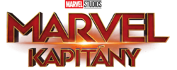 CaptainMarvel Hungarian logo