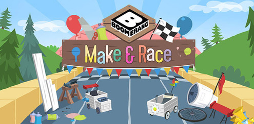 Boomerang Make & Race