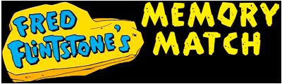 Fred Flintstone's Memory Match