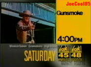 Gunsmoke FOX 45&48 Promo