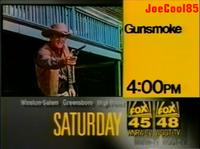 Gunsmoke FOX 45&48 Promo