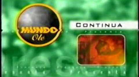 Mundo Ole Promos1998