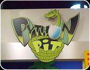 Python Pit logo