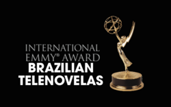 Emmy Brazilian Telenovelas 2015 logo.png
