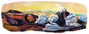 Google José María Velasco's 172nd Birthday