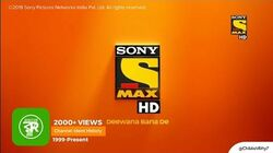 Sony Max Channel Ident History (1999–Present) - ChildishRifty7