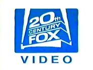 20th Century FOX Video Logo