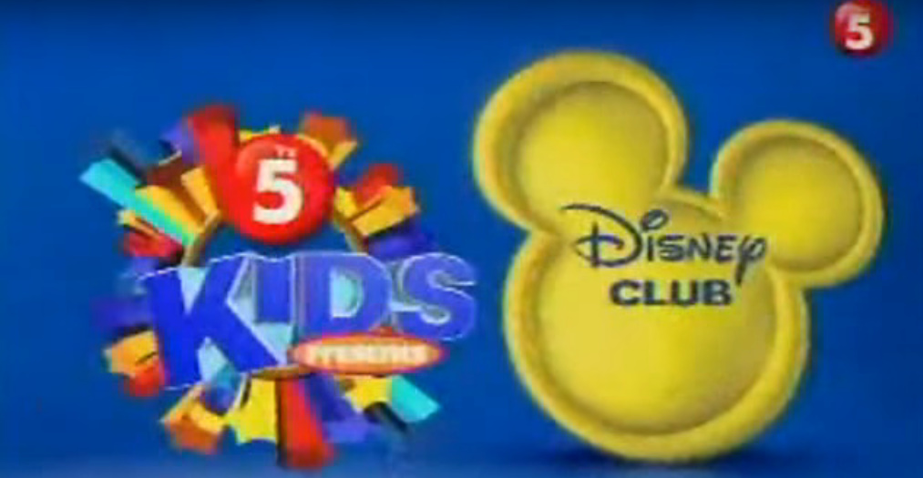 Disney Club on 5