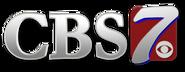 CBS 7 Logo 3D