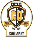 Cambridge United FC logo (centenary)