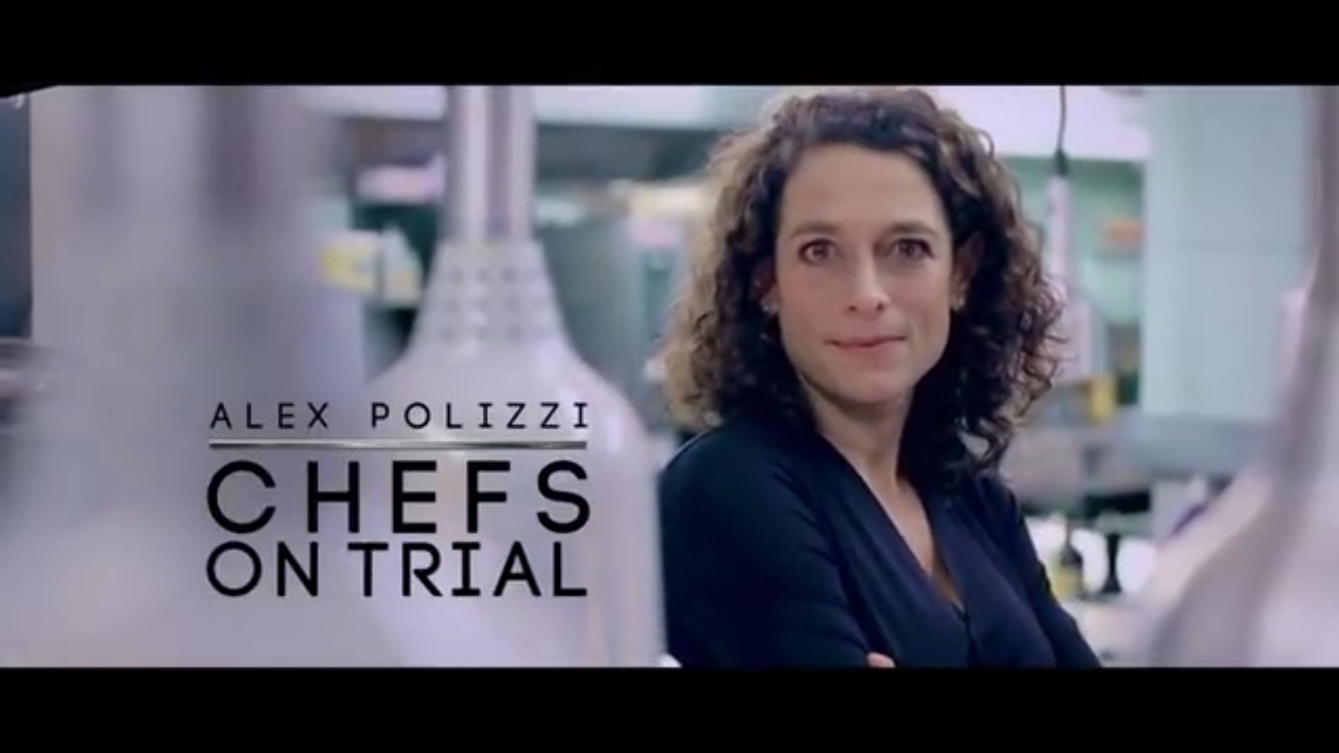 Alex Polizzi: Chefs on Trial
