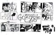 Google Percy Julian's 115th Birthday (Storyboards)