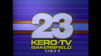 KERO-TV 23 News at Noon 0-2 screenshot