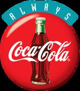 Coca-Cola Vintage Always 3