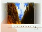 Rete 4 - city 2003