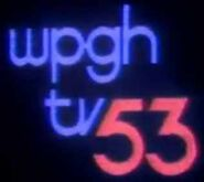 WPGH-TV's FOX 53 Video ID From The Late 1990's