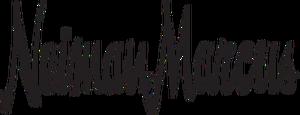 Neiman Marcus logo black.png