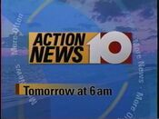 WALA Action News 10 6am Promo 1994
