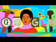 Behind the Doodle- Audre Lorde's 87th Birthday