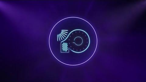 Channel 10 2018 Ident - Neon