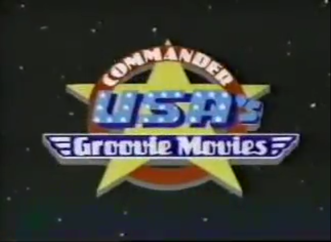Commander USA's Groovie Movies