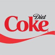 Diet Coke LOGO 2014