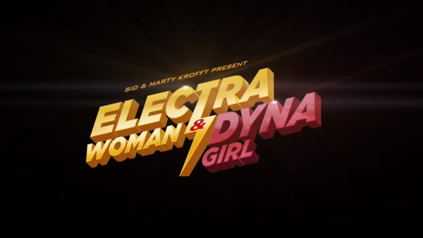 Electra Woman and Dyna Girl (2015)