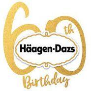 Haagen-Dazs 60th Anniversary