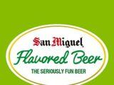 San Miguel Flavored Beer