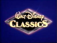 1989 Walt Disney Classics logo