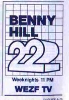 Benny hill 22