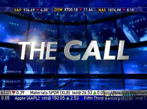 The Call (CNBC)
