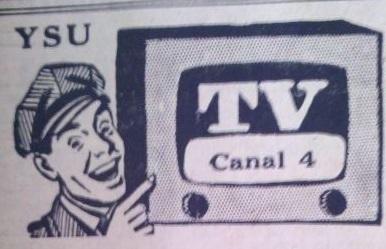 Canal 4 (El Salvador)/Papers