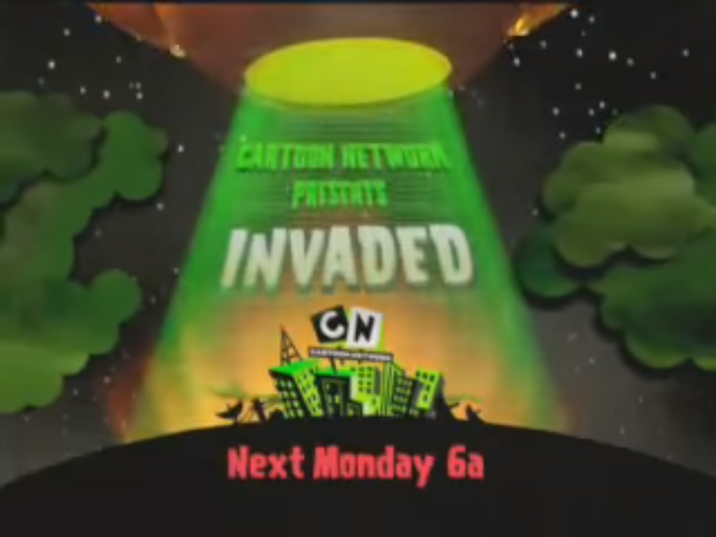 Cartoon Network Invaded